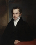 How YOU doing, young William Cullen Bryant? (Image from National Academy Museum)